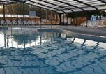Camping avec Piscine couverte / chauffée Billiers - Camping Ker Yaoulet-4