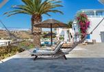 Hôtel La plage de Kolymbithrès - Pyrgaki Hotel-2