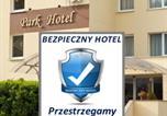 Hôtel Bydgoszcz - Park Hotel Tryszczyn-2