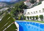 Location vacances  Alicante - Townhouse Altea Hills-2
