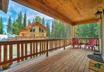Location vacances Kenai - Townhome Near Kenai River with Deck and Fire Pit!-1
