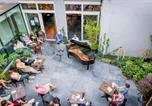 Hôtel Gent - B&B Kwaadham 52 - Music Hotel Ghent-4