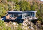 Hôtel Eureka Springs - Beaver Lakefront Cabins - Couples Only Getaways-2