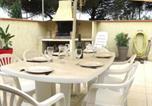 Location vacances Torreilles - Maison 6 personnes terrasse proximité plage et centre ville 6ani115-1