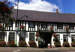 Location vacances Southwell - The Saracens Head Hotel-1