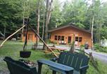 Location vacances Victoriaville - Chalet en bois rond-2