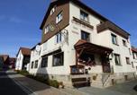 Location vacances Bischofsheim an der Rhön - Pension Gasthof Zum Lamm-1