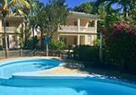 Location vacances Flic en Flac - Le Palmier - 4 bedrooms Beachfront villa - Gated Complex-1