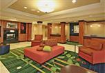 Hôtel Wytheville - Fairfield Inn & Suites Wytheville-3