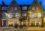 Hôtel Newmarket - The White Hart Newmarket by Marston's Inns-2