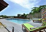 Location vacances  Antilles néerlandaises - Modern Villa with Swimming Pool in Willemstad-4
