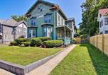 Location vacances Glastonbury - Historic Springfield House with Patio, 10min to Dwtn!-2