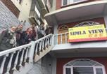 Hôtel Shimla - Simla View-4