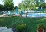 Camping avec Ambiance club Franche-Comté - Flower Camping les 3 Ours-1