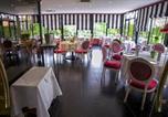 Hôtel Morbecque - Le Buffet-2