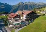 Hôtel Küblis - T3 Alpenhotel Garfrescha