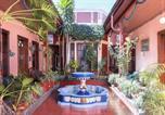 Hôtel Guatemala - Hotel Montecarlo-1