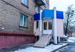 Hôtel Ukraine - Botanic Globus Hostel-3
