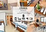 Location vacances Osaka - H2o Stay Namba Raffine #203-2020年7月リニューアルオープン-1