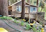 Location vacances Scotts Valley - Getaway Cabin-1