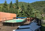 Location vacances Cesio - Casa Ginni con Piscina e giardino-2