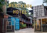 Hôtel Anjuna - Beach Box Hotel-1