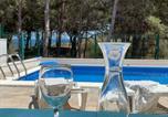 Location vacances l'Ametlla de Mar - Villa Cala Blanca-4