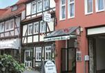 Location vacances Göttingen - Hotel Deutsches Haus-2