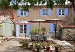 Location vacances Nébias - 'La Dame Blanche' large village house with private garden-1