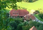 Location vacances Wolfach - Jungbauernhof - Ferienwohnung Speicher-1