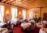 Hôtel Chambray-lès-Tours - Hotel The Originals Château de Beaulieu et Magnolia Spa-3