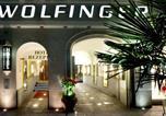 Hôtel Linz - Austria Classic Hotel Wolfinger-3