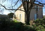 Location vacances Blasimon - House Gite 6 personnes Gite De Saint Hilaire.-1