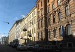 Hôtel Saint-Pétersbourg - Nauka Na Millionnaya