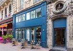 Hôtel Rhône - Hôtel Silky by Happyculture-4