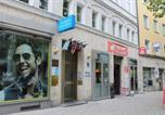 Location vacances Munich - Pension Locarno-1
