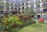 Location vacances Kuta - The Aromas of Bali Hotel & Residence-3