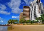 Hôtel Fortaleza - Seaflats - Meireles - Villa Costeira-3