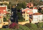 Location vacances Santa Brígida - Apartment Tafira, calm&exclusive area of vineyard-1