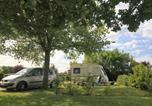 Camping avec Parc aquatique / toboggans Centre - Camping L'Arada Parc-2