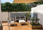 Location vacances la Nou de Gaià - House with 3 bedrooms in Torredembarra with furnished terrace-1