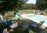 Location vacances Entrechaux - Graceful Cottage in Malaucène with Private Swimming Pool-1