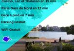 Location vacances  Val-d'Oise - Le Cottage de Montmorency - Studio-1
