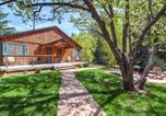 Location vacances Golden - Colorado Bear Creek Cabins-4