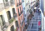 Location vacances Burlada - Apartamento Plaza Del Castillo-4