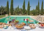 Location vacances  Province de Raguse - Four-Bedroom Holiday Home in Chiaramonte Gulfi-3