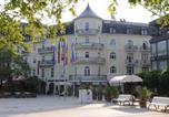 Hôtel Baden-Baden - Hotel Haus Reichert-2