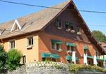 Hôtel Consolation-Maisonnettes - Logis Auberge Du Tuye