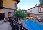 Hôtel Yivli Minaret - La Paloma Hotel-2