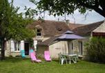 Hôtel Courlon-sur-Yonne - Les Bambous chambre d'hôte-3